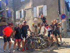 Standplaats wielervakantie in de Ardèche