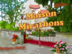 Ayurvedische massage training in Frankrijk in Juli op Maison Mirathons