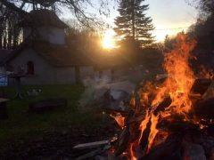 Sjamanistische vervolgweek: Vuur van verbinding, 4–10 augustus op Centre Lothlorien