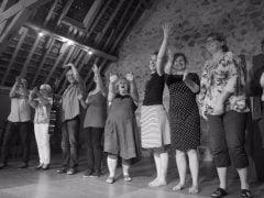 Theaterweek Cabaret op l'Huy Preau (Morvan) 2e week juli