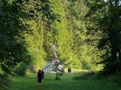 Trancereizen, sjamanistische zomerweek op Centre Lothlorien