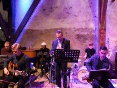 Improvisatie voor blazers en gitaristen o.l.v Jan Kühne en Menno Smit