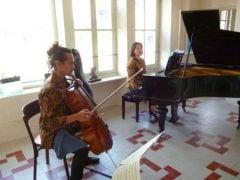 Kamermuziek/ compositie/ improvisatie in de Bourgogne