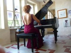 Cursus/masterclass Piano in de Bourgogne