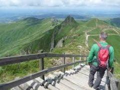 Wandelen in de Auvergne met verblijf in een gezellig vakantiehuisje op basis van halfpension
