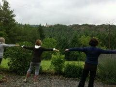 Mindfulness voorjaarscursus op La Bouysse aan de Tarn
